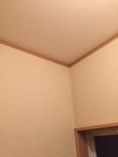 汚れ防止機能付き壁紙ならヤニ汚れもきれいに落ちる