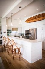 カリフォルニアスタイルのキッチン