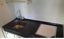 キッチン天板 シート施工後